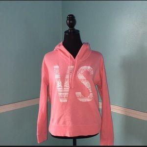 ❤️ NWOT❤️ VS VICTORIA'S SECRET Pink Hoodie ~ M